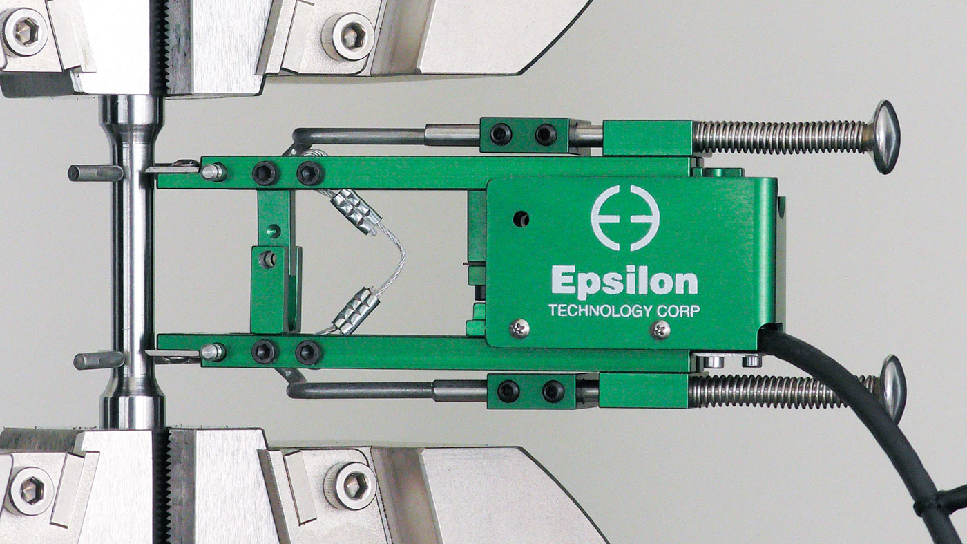 Axial Extensometers Epsilon Tech