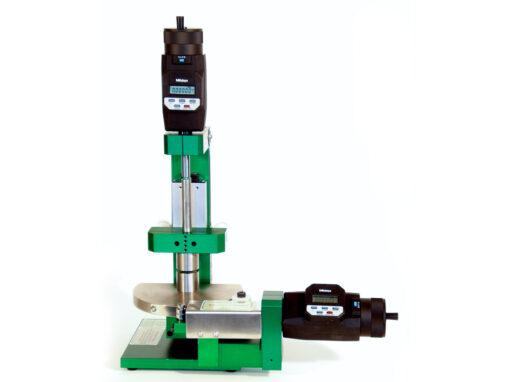 Axial/Torsional Extensometer Calibrator