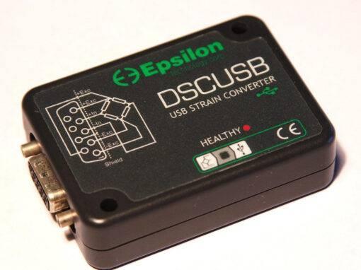 USB Extensometer Interface