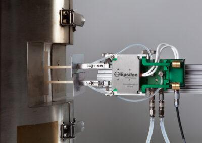 split_furnace_extensometer_for_high_temperature_testing_of_metals-frame_mount-Model_3549