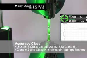 High Resolution Optical Extensometers Epsilon Tech